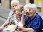 anziane caldo afa