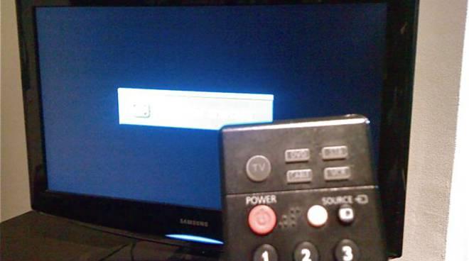 digitale terrestre televisore