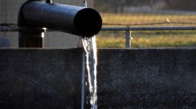 acqua condutture acquedotto Fiora