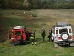 vigili fuoco soccorso alpino