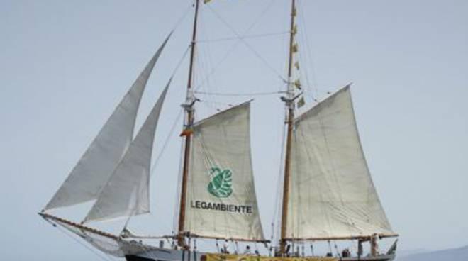 Campagna 2011 Goletta Verde di Legambiente, Sicilia 15 - 20 luglio
