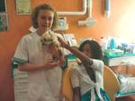 cane in ospedale