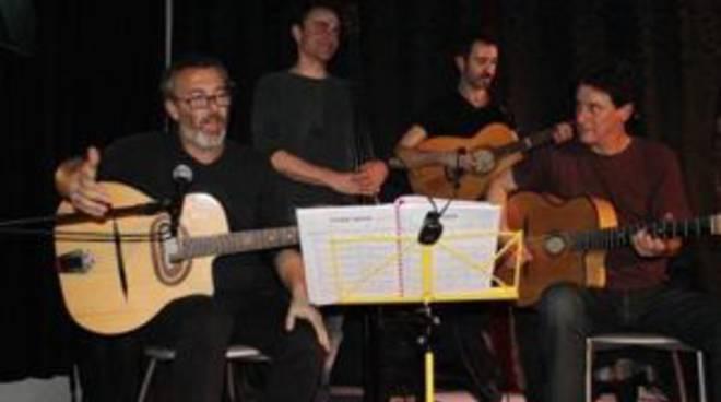 Djaguaros Musica Ripostiglio Serata Di Beneficenza Da