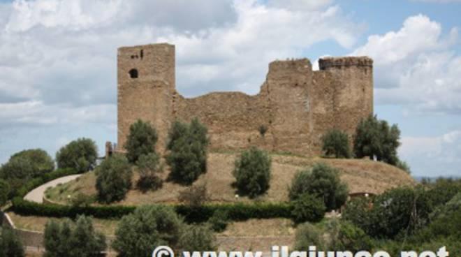 scarlino castello rocca pisana