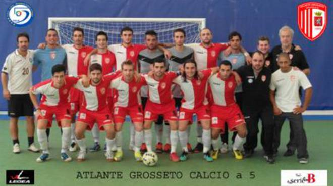 atlante groseto calcio a 5 foto 2012 13