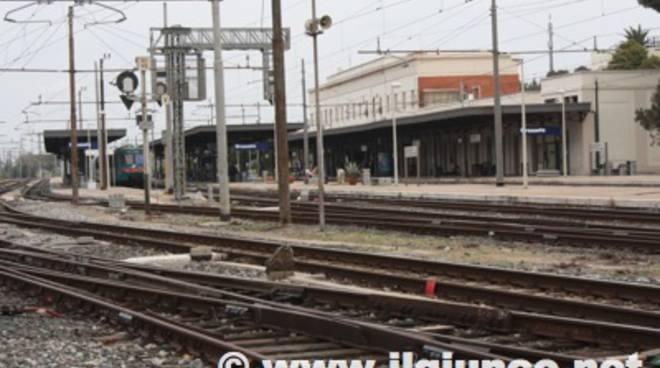 ferrovia stazione grosseto 2012