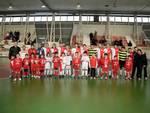 atlante grosseto con i bambini scuola calcio 8 12 2012