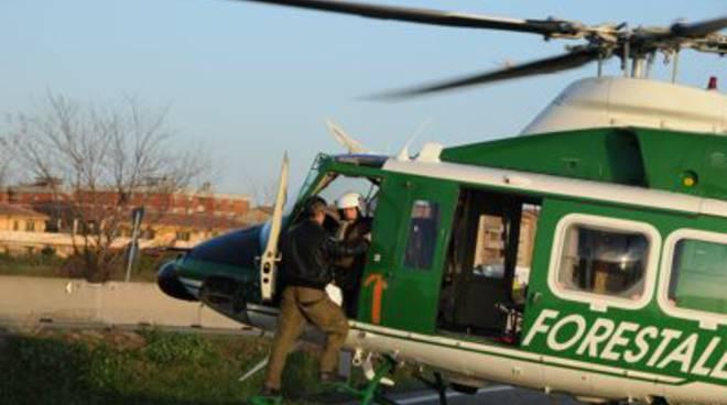 Elicottero 412 : Elicottero cade sugli scogli a montecristo causa di un