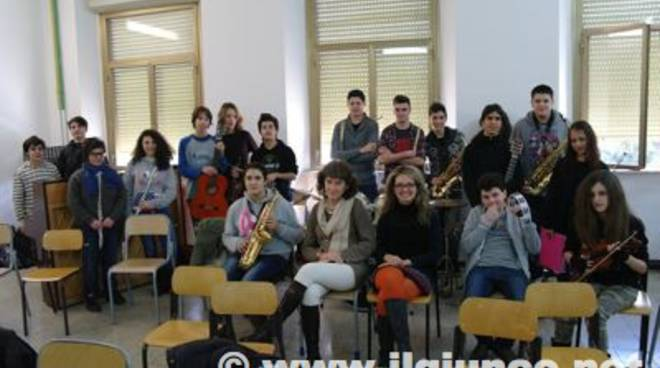 1^Classe Liceo Musicale
