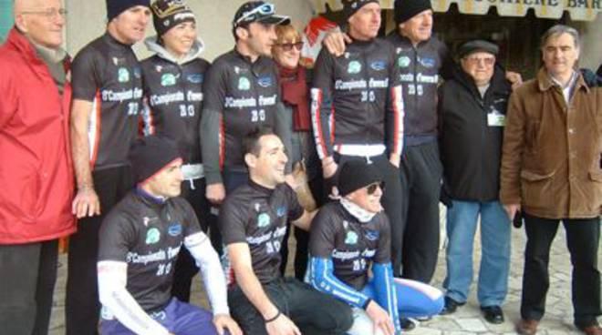 vincitori maglia campioni inverno MTB