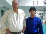 Jonny Cucini e Gino Peccianti (Judo Sakura)