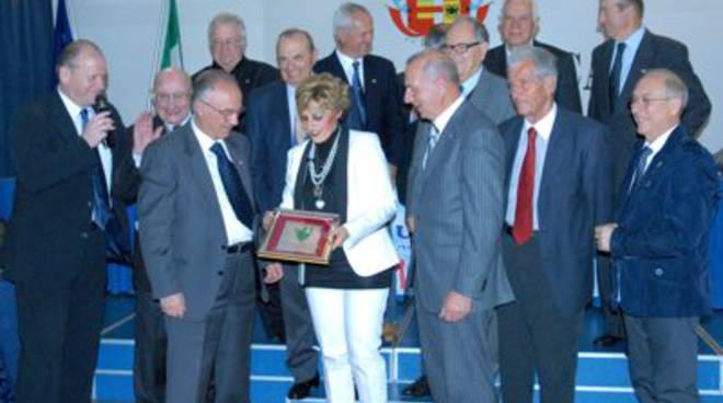 Rita Gozzi medaglia di bronzo