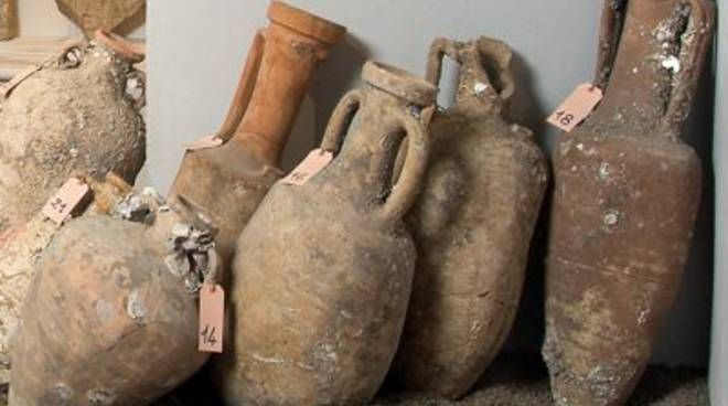 anfore reperti archeologici