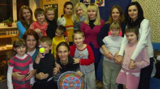 bielorussia chernobyl orfanotrofio