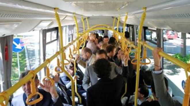 Bus elettrico interno