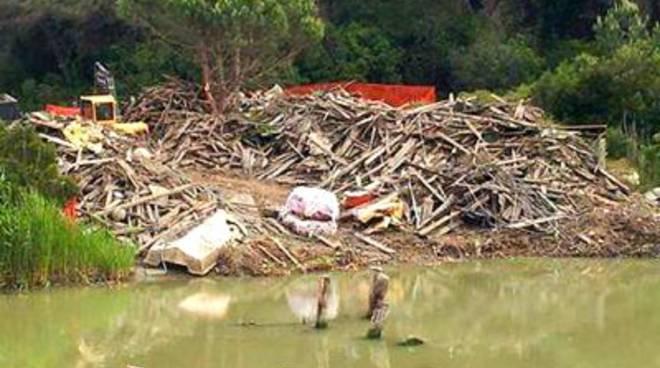 Canale di San Rocco pulizia