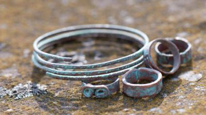 gioielli archeologia