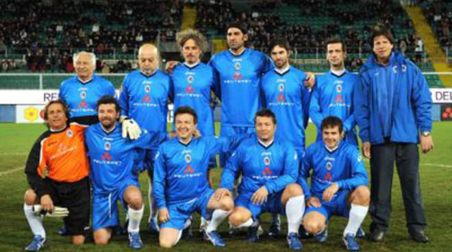Nazionale Cantanti vs Miccoli All Star - Charity Match