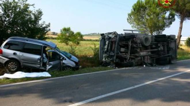Incidente Borgo Santa Rita