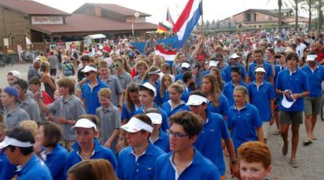 Mondiali Vela Under 16