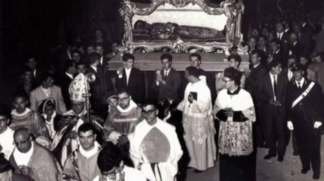 Processione Santo jacopo Giacomo murato 1964