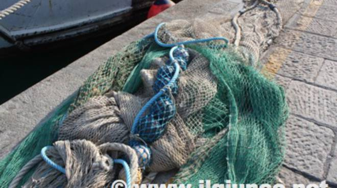 reti pescatori cdp
