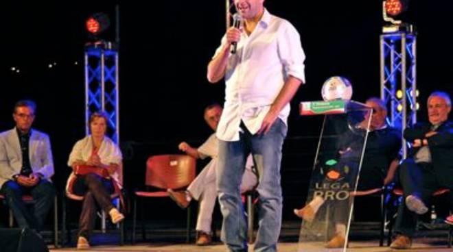 Filippo Vetrini Presentazione Gavorrano Calcio
