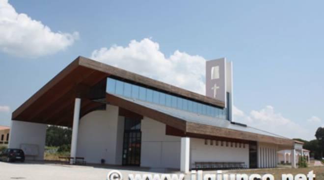 chiesa san paolo croce follonica