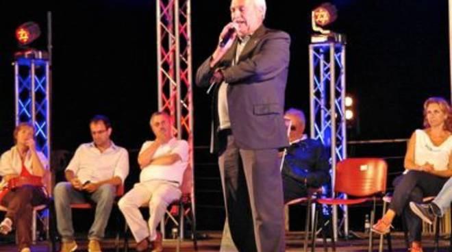 Paolo Balloni Presentazione Gavorrano Calcio