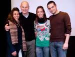 Biagini e lo staff studio enterprise
