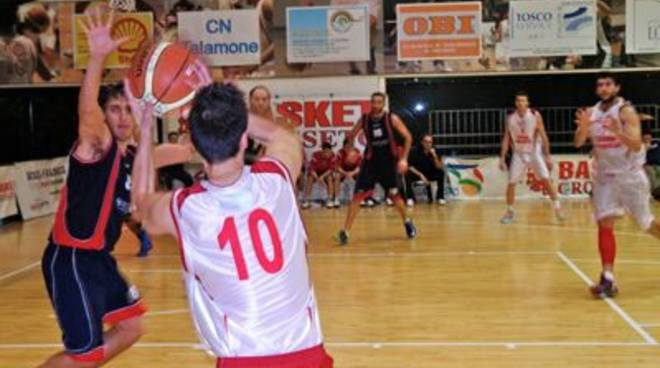 Basket Grosseto