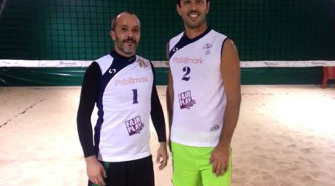 Willy e Walter Finocchi (Beach Volley)
