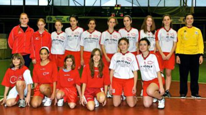 Pallamano Grosseto (Under 18 Femminile)
