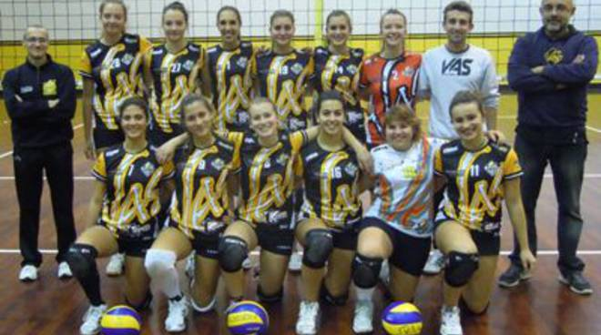 Volley Femminile Vas Grosseto Under 18