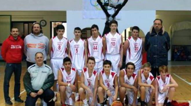 Basket Under14 Progetto Grosseto