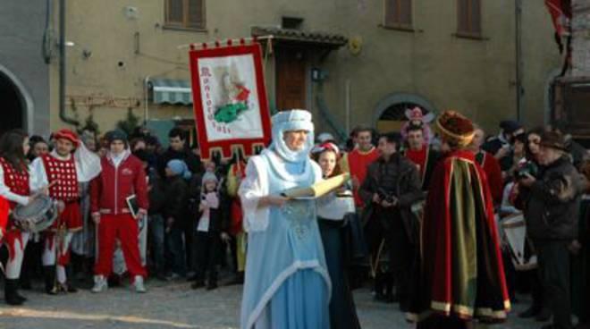 montorgiali carnevale medievale
