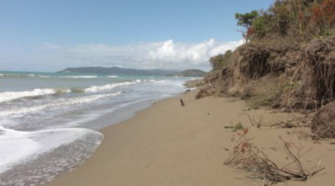 spiaggia orbetello