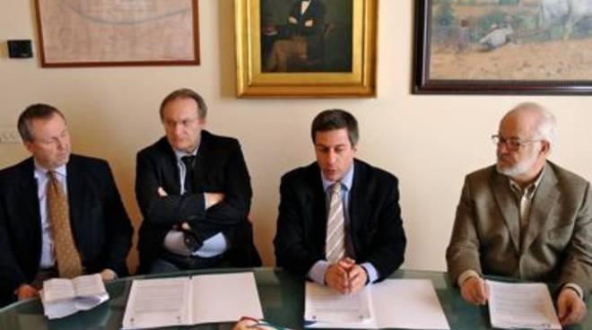 Testi, Boldrini, Bonifazi, De Martis