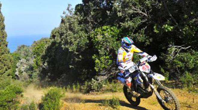 Botturri, Motocross (Motorally)