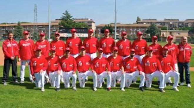Grosseto Baseball 2014