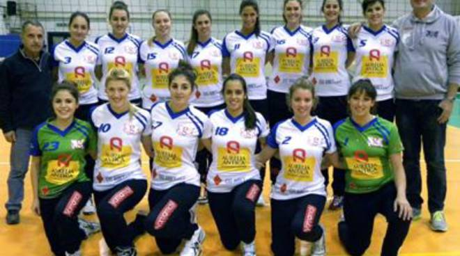 Grosseto Volley (Aurelia Antica) 2013-2014