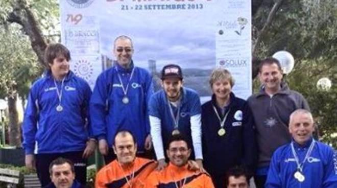 Minigolf squadra Toscana
