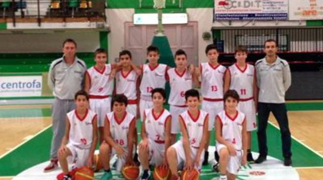 under 13 Basket Grosseto