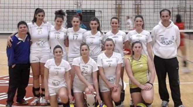 Gao Orbetello Volley prima divisione donne