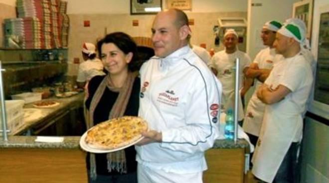 Orlando Fattori corso pizzaioli