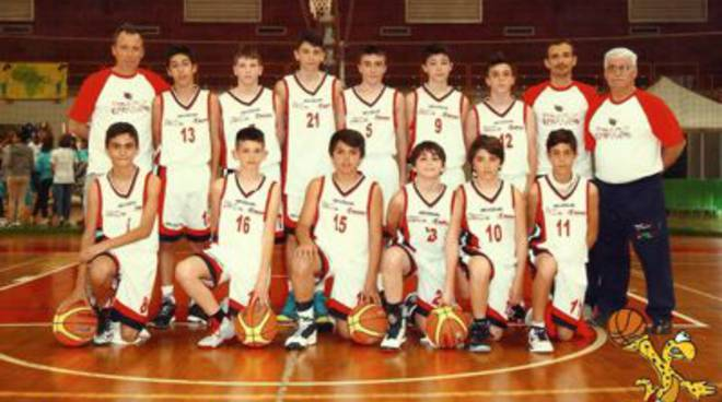 Projetto Grosseto Under 13 Basket