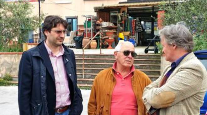 Luca Santini incontro imprenditori