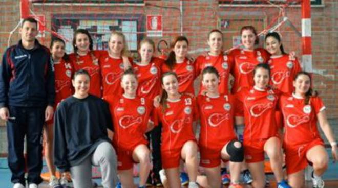 Pallamano Grosseto Under 18 Femminile  13-14