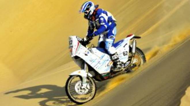 Stefano Turchi Rally Faraoni