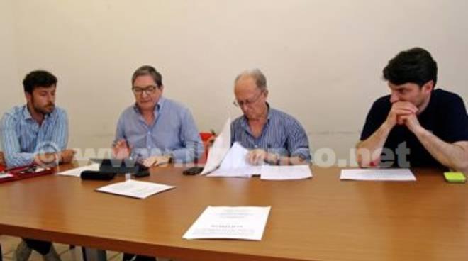 Megale, Pacella, Colomba, Cerboni